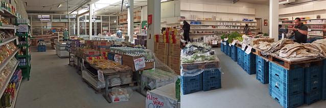 Surinaamse supermarkt HI-LO