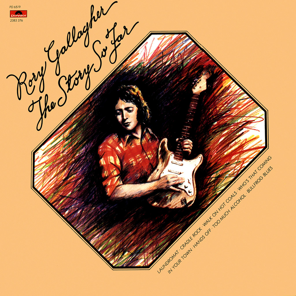 Rory Gallagher - The Story So Far