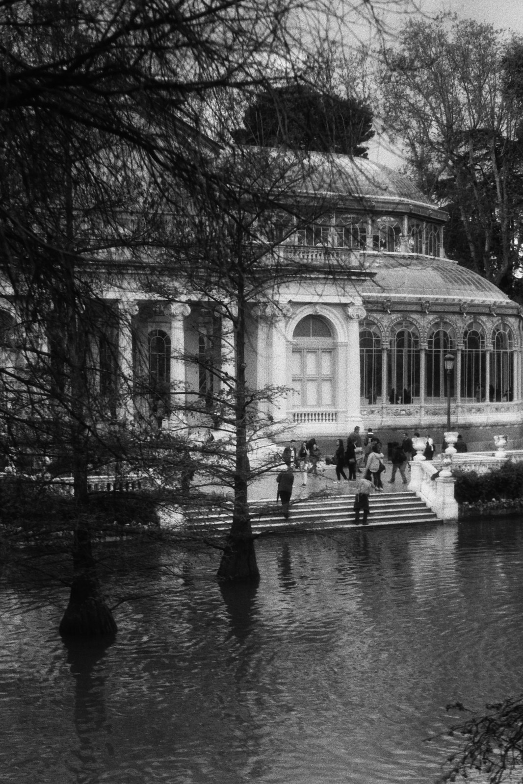 Madrid. Palacio de Cristal. (I)