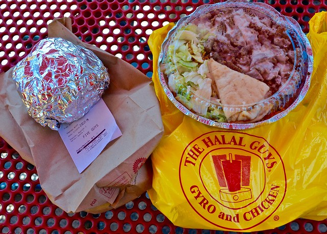 five halal guys separate