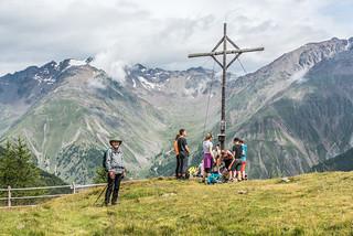 Lafetzberg, 2285 m