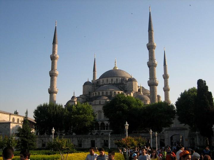 Mezquitas más bonitas de Estambul