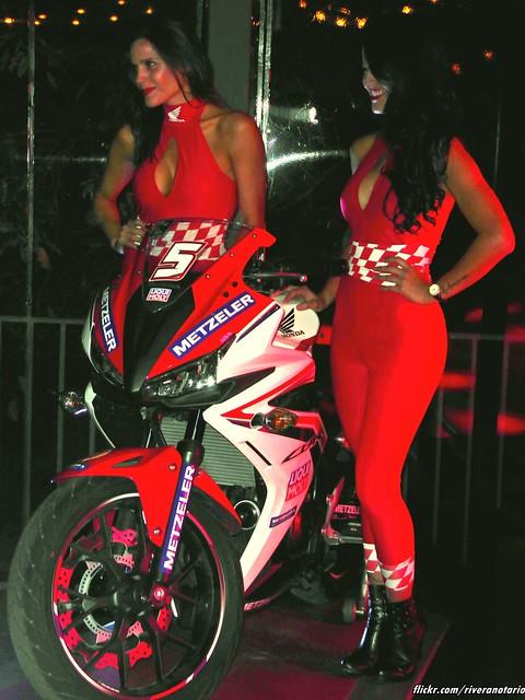 Lanzamiento Categoría Moto5 de Honda CBR500RR en Chile