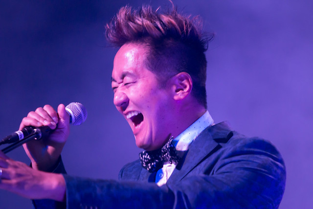 Kishi Bashi (with Twain) at Delmar Hall, October 11