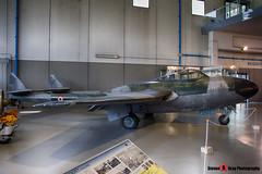 MM6152 - 13094 - Italian Air Force - De Havilland DH-113 Vampire NF54 - Italian Air Force Museum Vigna di Valle, Italy - 160614 - Steven Gray - IMG_0805_HDR