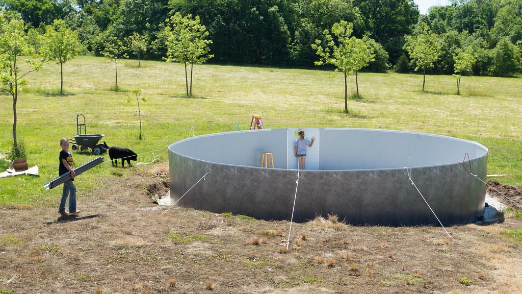 Hillbillyville agp - Bonding an above ground swimming pool ...