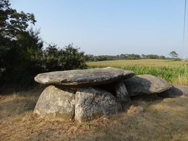 Pedra da Arca en Vimianzo