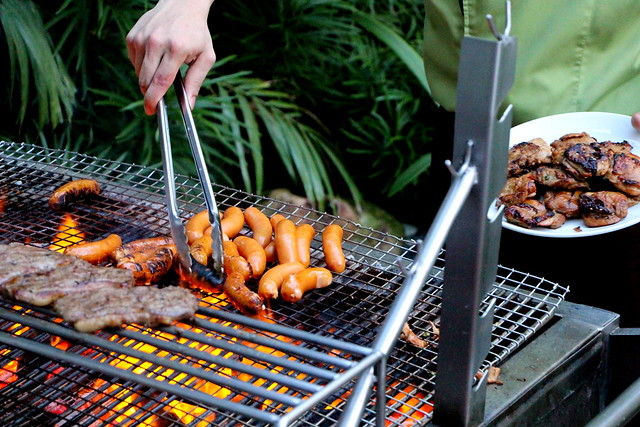 Four Points By Sheraton Singapore BBQ & Brew Bratwurst