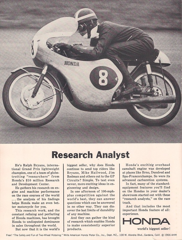 Honda Ralph Bryans
