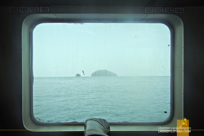 Pulau Payar Marine Park Langkawi Ferry