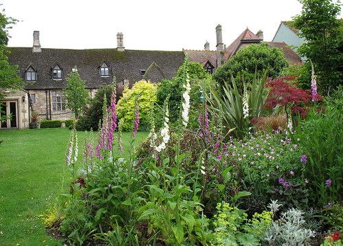 The Old Bell Garden