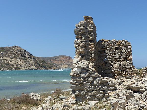 quelques ruines