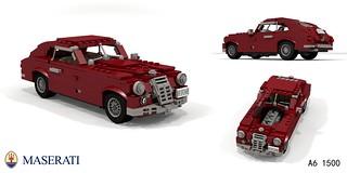 Maserati A6 1500 (1948)