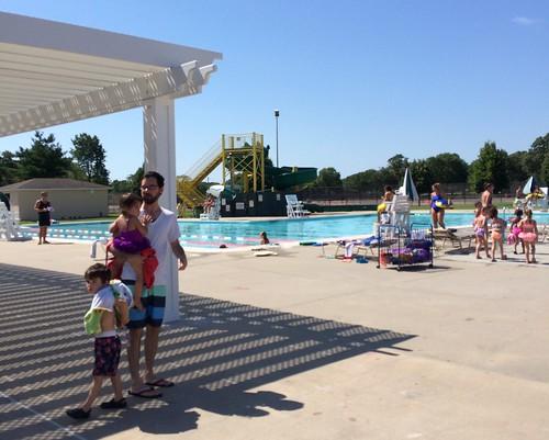 Swim Class- July 2015