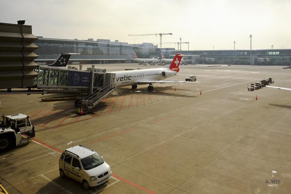 Swiss Regional Jets