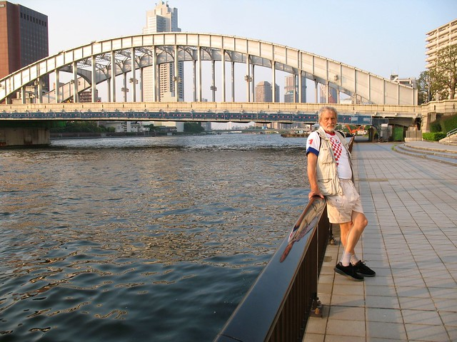 Tokyo, beside Sumida River