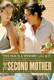 The Second Mother (2015)