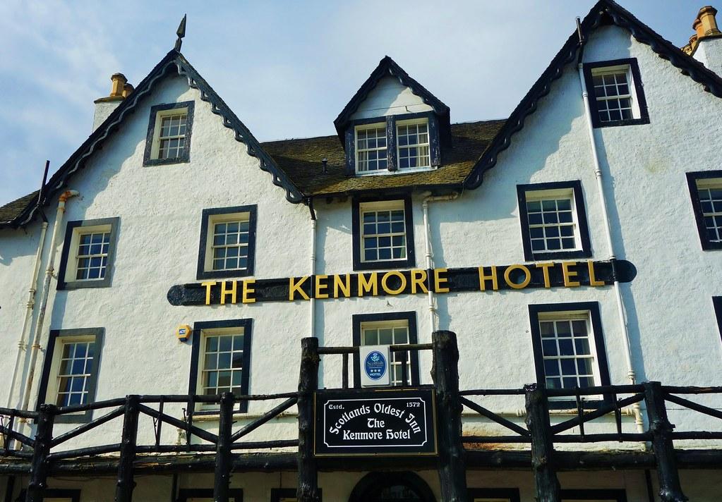 Kenmore Hotel, Perthshire, Scotland