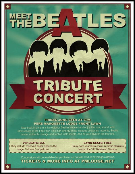Beatles Tribute 6-24-16