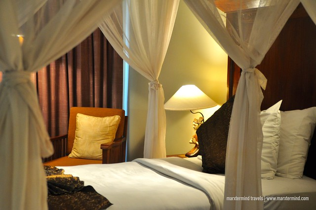 Executive Deluxe Room at Ramayana Resort & Spa