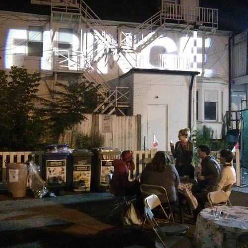 """Fringe"" #toronto #honesteds #thealley #fringe2016 #fringeto"