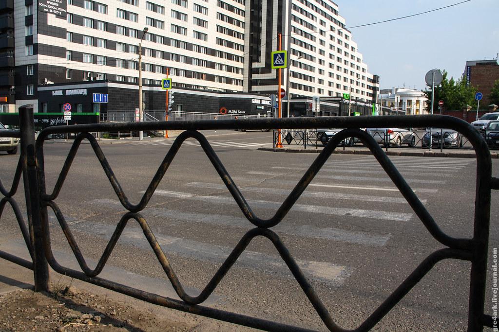 Как часто делать пешеходные переходы