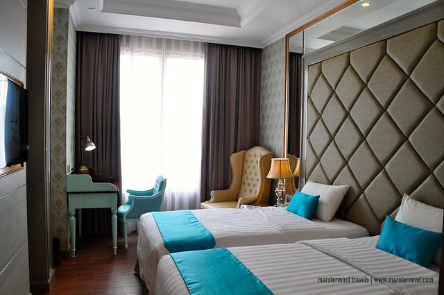 Park View Hotel Bandung Guest Room