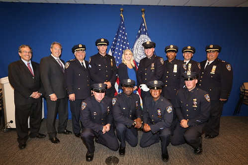 DEP Police Promotion Ceremony