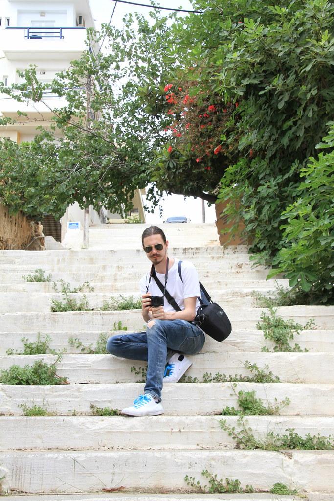 Agios Nikolaos Stairs