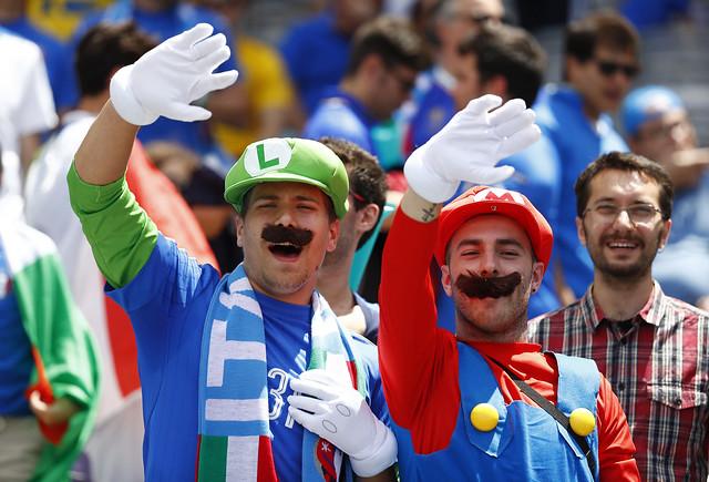 Euro 2016 day 8