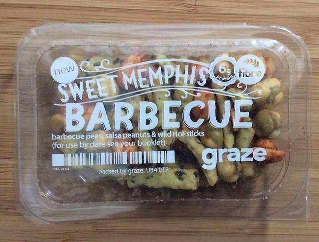 Graze - Sweet Memphis Barbecue