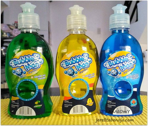 bubble man dishwashing liquid (1)