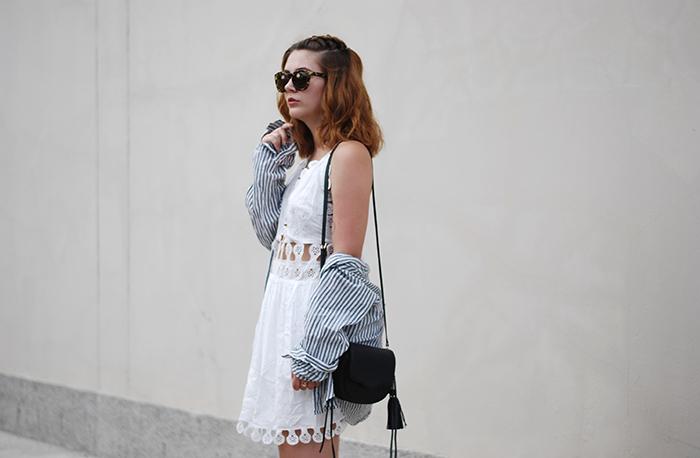 Cutout-dress-weiß-celine-sunglasses-3
