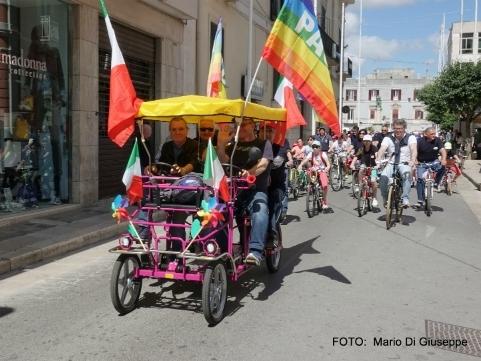 biciclettata VIII edizione