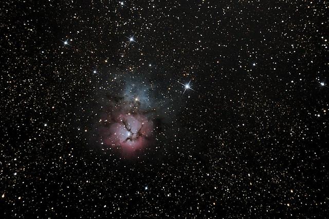 Nebulosa 'Trífida' (M20)