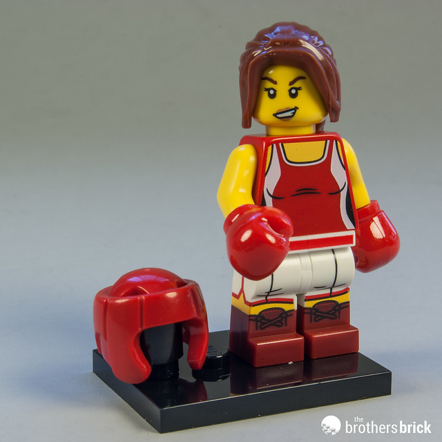 LEGO Collectible Minifigs Series 16 [Review] | The Brothers Brick ...