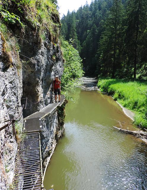 Hornad Canyon, Slovak Paradise National Park