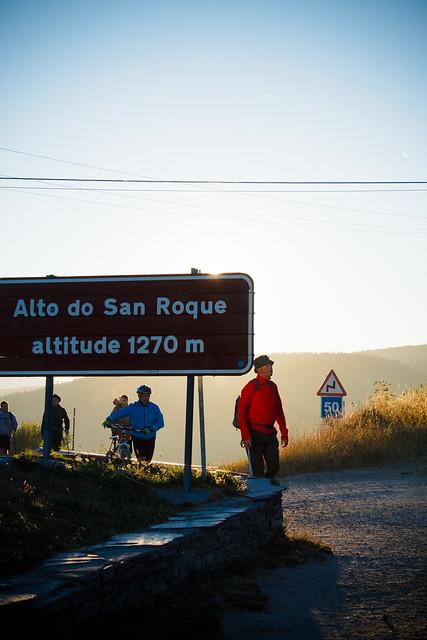 Camino de Santiago 2016 - León > Sarria