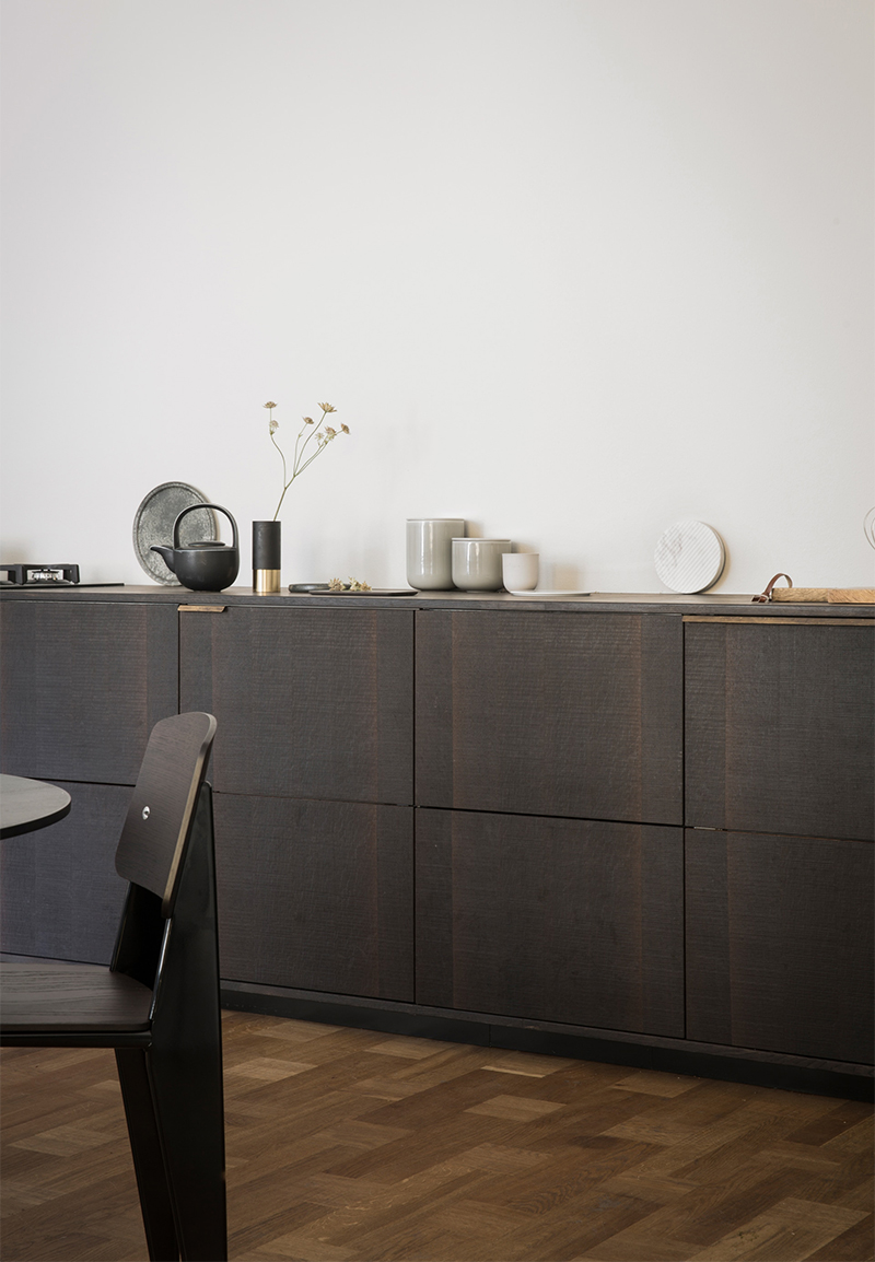 AMM blog | IKEA cabinets get a dark update from Reform