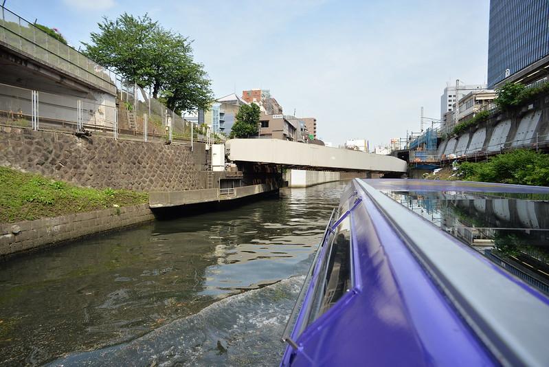 京浜運河&隅田川&神田川ゆったりクルーズ 2016年5月31日