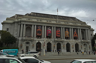 SF Opera - War Memorial Opera House Vanness