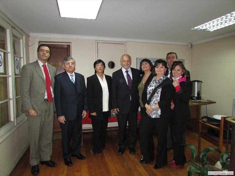 Inauguración Ampliado Nacional ANEC - 03 Abril 2014