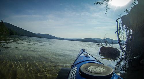 Lake Jocassee Kayaking-41