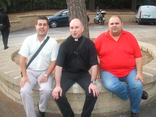 Peregrinación a Roma - septiembre 2010