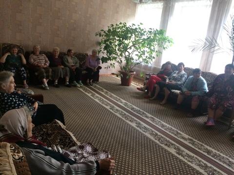 Павлоградский дом престарелых дома для престарелых в германии