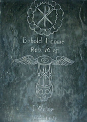 Behold I come - I Waite