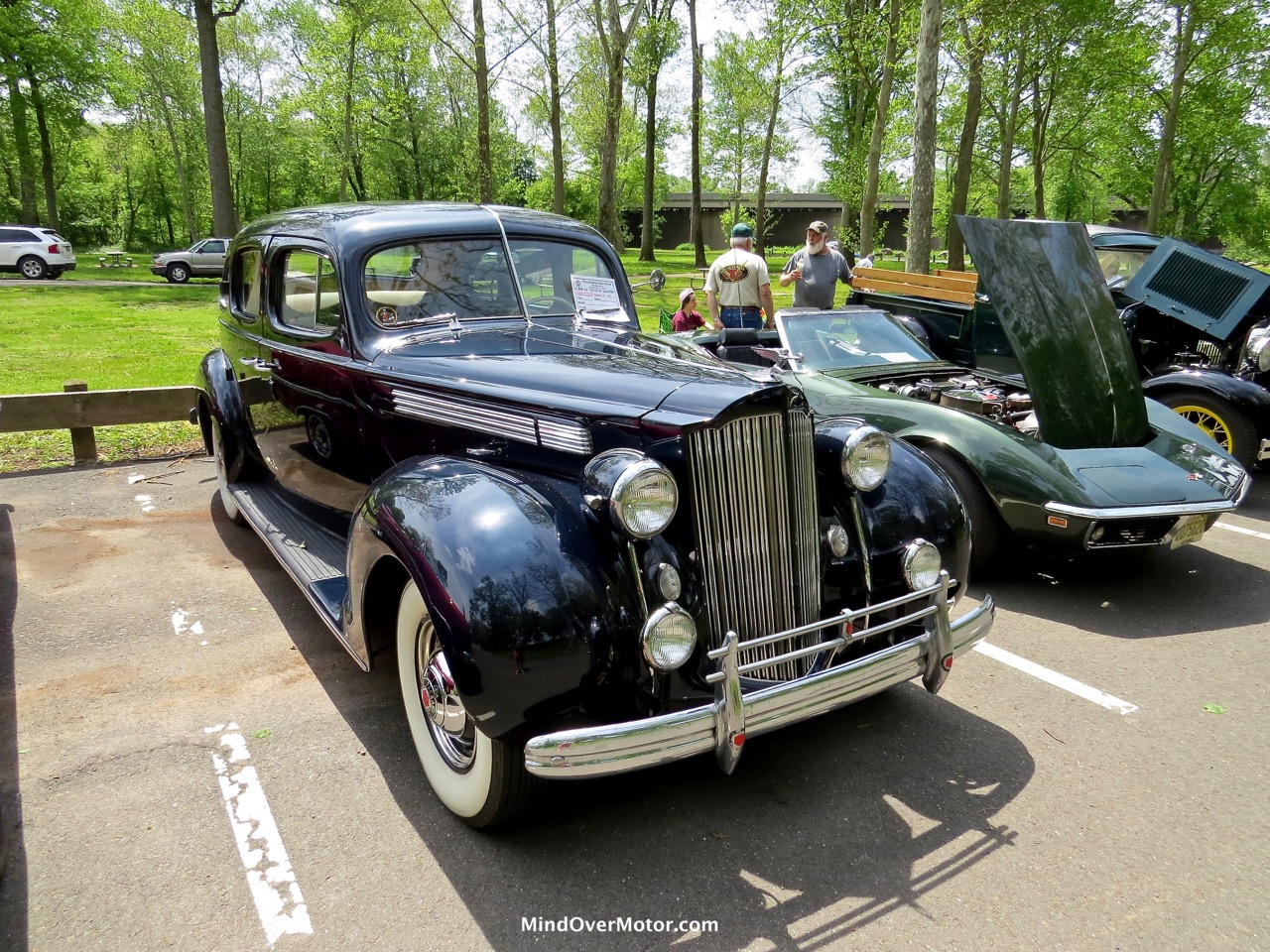 1938 Packard Sedan