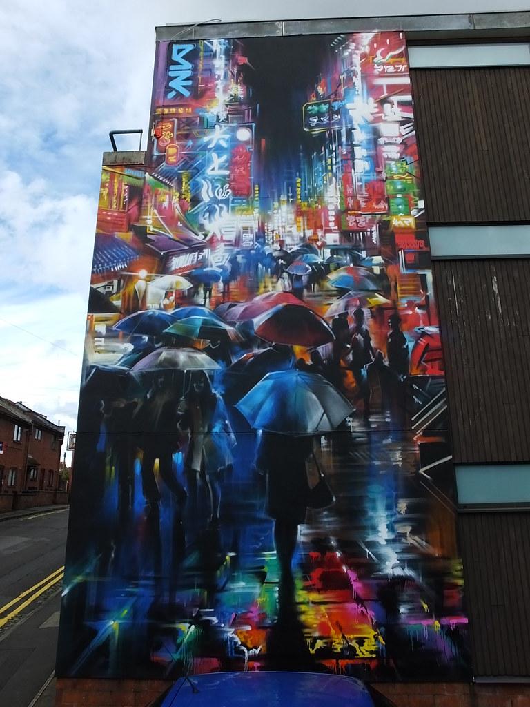 Upfest street art 2016