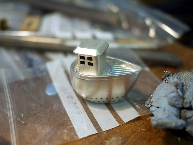 Ship Tea-Infuser - Emily Frearson - 1