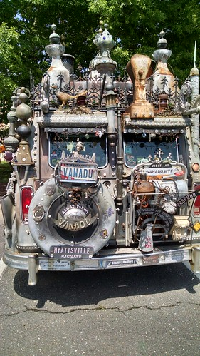 Art Car, May 24, 2016
